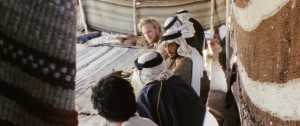 THEEB_42_Jack Fox as Edward, Marji Audeh as Marji, Hussein Salameh as Hussein_InConversationwithSheikhHmoud