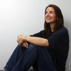 Anne Dauphine Julliand .Foto Bernard Bisson/JDD